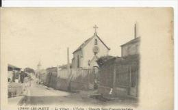 Lorry Les Metz   Eglise Et Chapelle - France