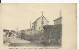 Lorry Les Metz   Eglise Et Chapelle - Francia