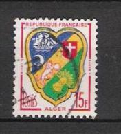 1959 France - Blason D'Alger - France