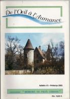 Cosne-D´Allier, De L´Oeil à L´Aumance N° 5, 2003, La Brosse-Raquin, Félix Mathé, Louroux-Bourbonnais, Venas, Chaussière - Bourbonnais