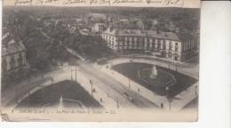 Tours  La Place Du Palais De Justice - Tours