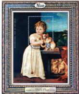 B - 1979 - Niue - Anno Del Bambino - Dipinto Di Tiziano - Niue