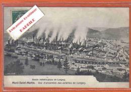 Carte Postale 54.  Longwy  Trés Beau Plan - Longwy