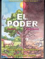 """""""EL PODER: SU ESTUDIO ANALÍTICO Y PROYECCIÓN IDEAL"""" ESCRITO POR  CARLOS A. BRAY MAURICE. NUEVO! GECKO. - Cultural"""