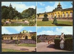 Potsdam - Sanssouci / Mehrbildkarte - N. Gel. - DDR - Bild Und Heimat   A1/294/76     01 04 0119 - Potsdam