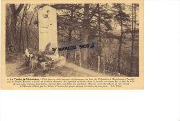 La Tombe De Clemenceau. Mouchamps - Aizenay
