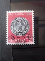 SUISSE Pro Patria N°732 Oblitéré - Switzerland
