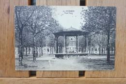 Carte Postale Ancienne Fourmies Nord 59 Place Verte - Fourmies