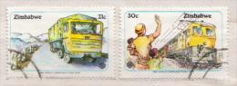 Zimbabwe Used Stamps - Zimbabwe (1980-...)