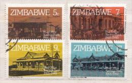 Zimbabwe Used Set - Zimbabwe (1980-...)