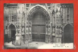655 - Paris  -  Eglise Saint Méri - Kirchen