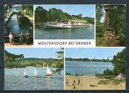 Woltersdorf Bei Erkner / Mehrbildkarte - N. Gel. - DDR - Bild Und Heimat   A1/44/74  01 05 0032 - Woltersdorf
