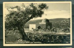 Béthlehem - The Tomb Of Rachel Near Bethlehem  -  Dan135 - Palestine
