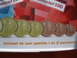 NEDERLAND 2014 UNC - Volledige Reeks 8 Munten In Blisterverpakking - Pays-Bas