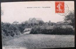 BOUSSAY Vue Generale COLLECTION F. CHAPEAU NANTES - Boussay