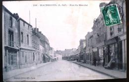 MACHECOUL Rue Du Marché - Machecoul