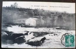 BOUSSAY Barrage De La Sevre A Chaudron - Boussay