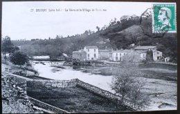 BOUSSAY La Sevre Et Le Village De BAPAUME - Boussay