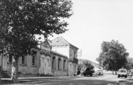 34 - Fontes - école Communale - Forgon Citroen ,203 Peugeot - - France