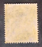 Allemagne ;1905; N° Y: 85a,outremer ; N* Gomme Jaunie,partielle ,sans Trace Charnière ;  ;type E  , Cote Y: 50.00 E. - Deutschland