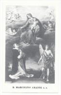 Beato Marcolino Amanni - B.3 - Images Religieuses