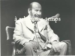 Théâtre-Pierre DUX De La Comédie Française En Scène: Les Affaires Sont Les Affaires 1983-n°2-photo Agence Presse BERNAND - Berühmtheiten