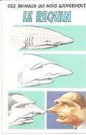 """Série """"Les Grandes Gueules"""" - Le Requin - - Illustrateurs & Photographes"""