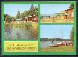 Erholung Am Schwielochsee / Mehrbildkarte - N. Gel. - DDR - Bild Und Heimat    01 05 0216/02   301272/90 - Friedland