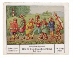 Palmin (ca 1930) - 120 - Die Sieben Schwaben - 6 - Chromos