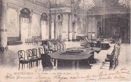 CPA Monte-Carlo - Le Casino - Les Salles De Jeux - 1904 (0253) - Spielbank