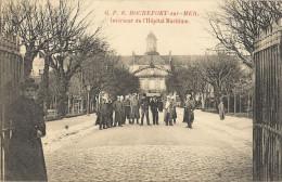 Rochefort Sur Mer  -   Intérieur De L'hôpital Maritime    38 - Rochefort