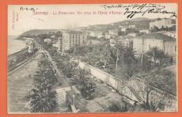 MOL071, San Remo, Précurseur, Circulée  1902 - San Remo