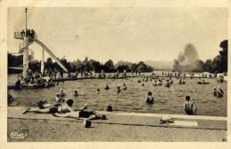 78- VILLENNES Plage De Villennes-Médan- Animée - Villennes-sur-Seine