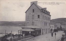 """Côte D´armor Saint Michel En Greve """" Le Grand Hôtel De La Plage """" - Saint-Michel-en-Grève"""