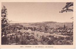 CPA Giromagny - Vue Générale - Les Casernes (0278) - Giromagny