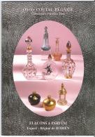 CATALOGUE  COUTAU- BEGARIE  FLACONS A PARFUM - Catalogues