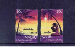 NAURU  , ** , MNH , Postfrisch , Mi.Nr. 310 - 311 - Nauru