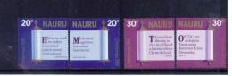 NAURU  , ** , MNH , Postfrisch , Mi.Nr. 233 - 236 - Nauru