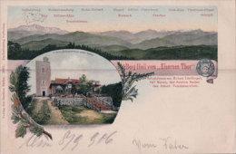 """Berg Heil Vom """"Eisernen Thor"""" Baden Bei Wien Austria (91006) - Austria"""