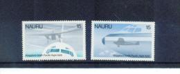 NAURU  , ** , MNH , Postfrisch , Mi.Nr. 189 - 190 - Nauru