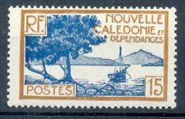 Nouvelle-Calédonie Y&T 144 Palétuvier 15 Centimes MH X - New Caledonia
