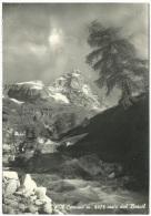 """1963, """"Il Monte Cervino Visto Dal Breuil""""- Valtournenche. - Altre Città"""