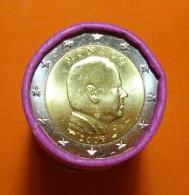 2€  2009 MONACO   FDC (UNCIRCULATED) STEMPELGLAZ DIREKTKAUF - Monaco