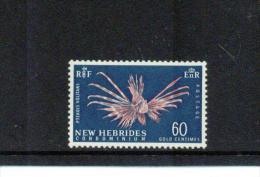 NEUE-HEBRIDEN , New Hebrides ,   ** , MNH , Postfrisch , Mi.Nr. 262 - Englische Legende