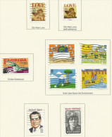 US  1995   34 Diff Used  32c Stamps - Usados