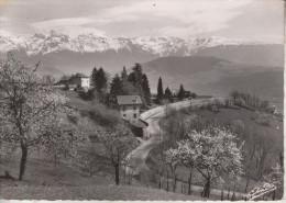 GRENOBLE  (38) Route De Grenoble  Au Col De Porte Et La Chaine De Belledonne - Allevard