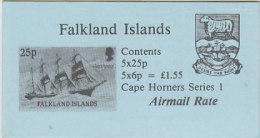 Falkland Islands 1990 Sailing Ships - Falklandinseln