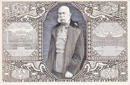 AUSTRIA     POSTAL   CARD   1908  (o)  FRANZ  JOSEPH - 1850-1918 Empire