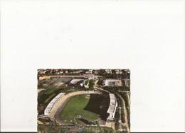 CPSM LIMOGES  Haute-Vienne :le Stade Municipal Photo Aériene LAVAUX -exclusivité Fabrication André LECONTE Dentelée - Limoges