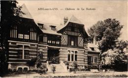AIRE SUR LA LYS ... CHATEAU DE LA REDOUTE - Aire Sur La Lys